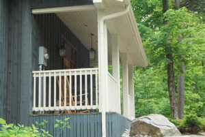 cottage, chic sophistic, summer, family, vacation