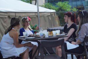 vloggers, food, blog, pretty, girls