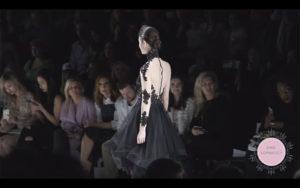 fashion, model, chic, woman, sexy, show, black