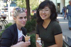 vloggers, bloggers, food, fashion, icecream ,burger.