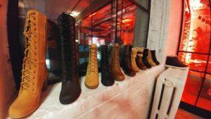 boots, fashion, timberland