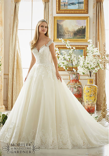 What your wedding dress says about your personality (Guest